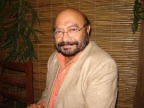 """""""Cinema for me is a very sensuous experience"""" — Govind Nihalani"""
