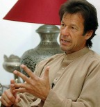"""""""The real divide in Pakistan is that of status quo and anti-status quo"""" — Imran Khan"""