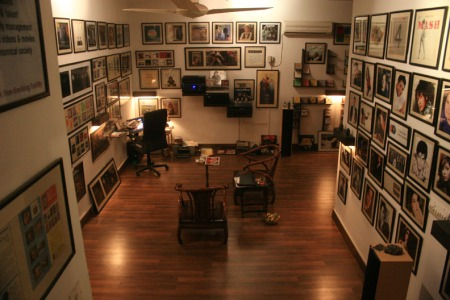 The Music Gallery.