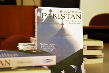 Alive and Well in Pakistan launch