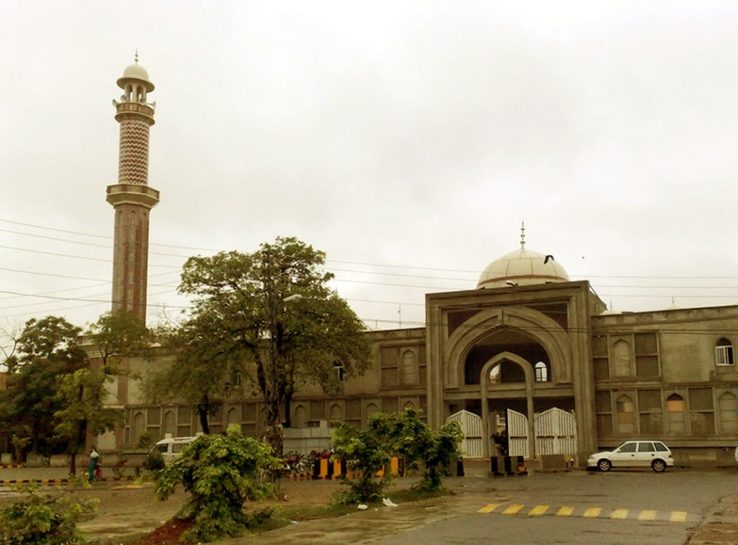 Khalid Masjid.