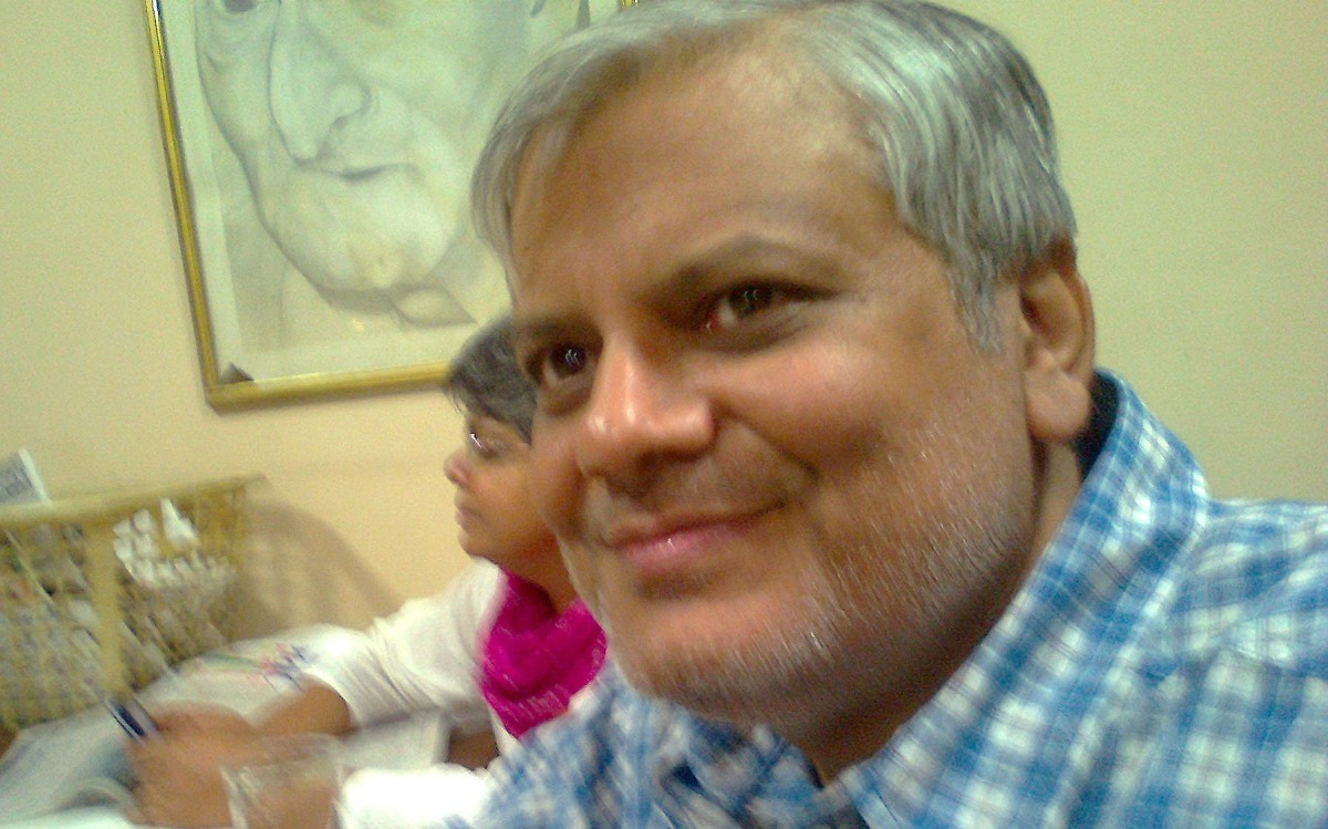 """""""Our reporting is mostly state-centric"""" — Neelabh Mishra"""