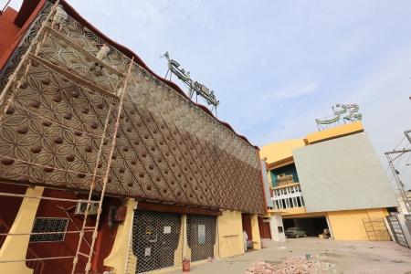 Super Cinema Shabistan-Prince duplex, Lahore.  (Photo by Rahat Dar)