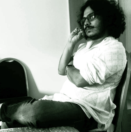 Raja Sen: screenwriter and film critic.