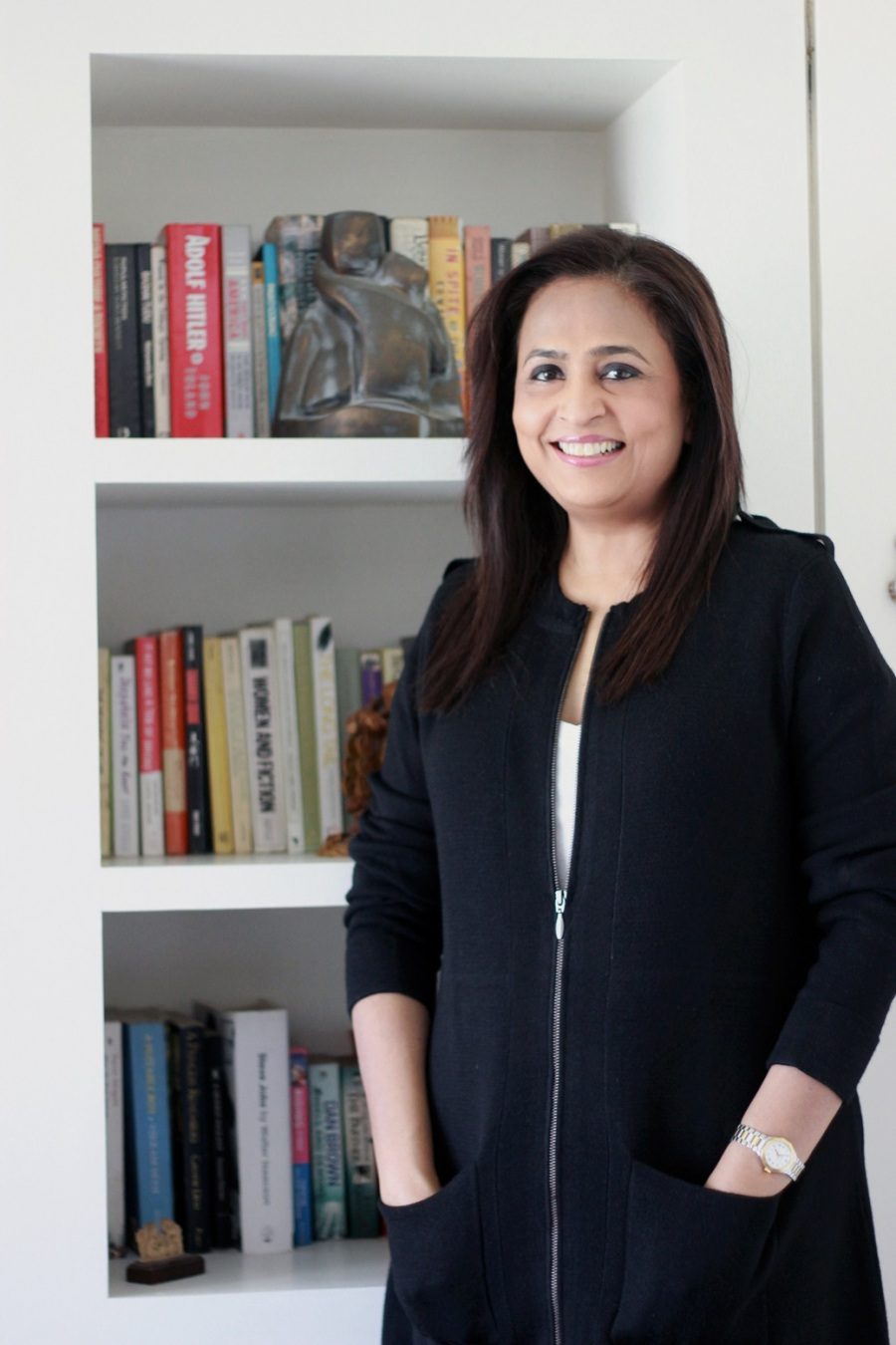Shailja Kejriwal. (File photo)